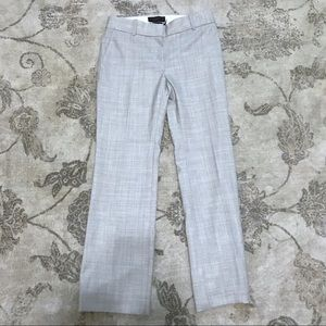 NWT J. Crew 1035 in Super 120s Wool Trousers
